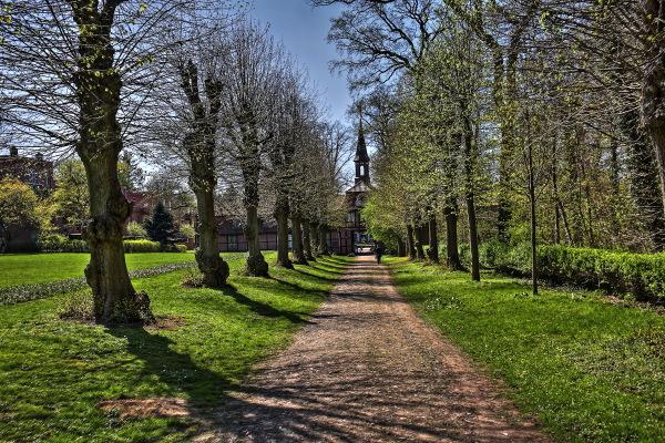 wellbüttel Sommersonntag im April